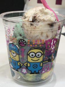 31アイスクリームMINION