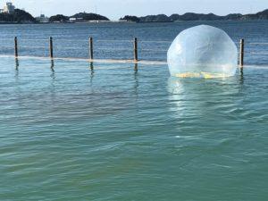 鳥羽シーサイドホテル 海水プール