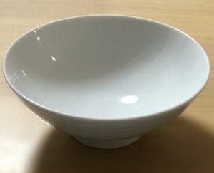 無印 白磁めし茶碗