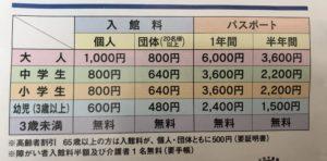 大阪 堺 ビッグバン 入館料